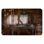 Steampunk - maquinista - mi taller que se ocupa va iman flexible