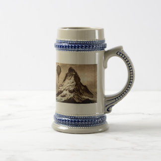 Steampunk Matterhorn Beer Stein