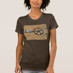 Steampunk Measure Wheel T-Shirt