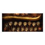 Steampunk - mecanismo de la remuneración plantillas de lonas