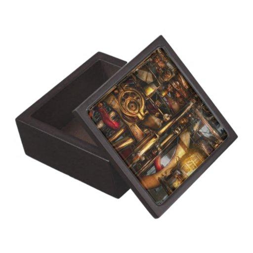 Steampunk - Mechanica Cajas De Joyas De Calidad