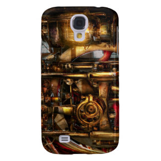 Steampunk - Mechanica Galaxy S4 Case
