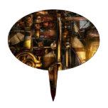 Steampunk - Mechanica Decoraciones De Tartas