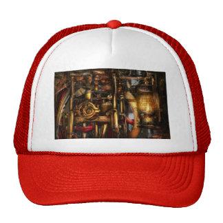 Steampunk - Mechanica Hats