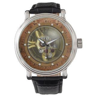Steampunk Mechanical Heart Watches