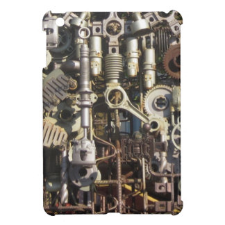 Steampunk mechanical cover for the iPad mini