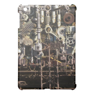 Steampunk mechanical machinery machines cover for the iPad mini