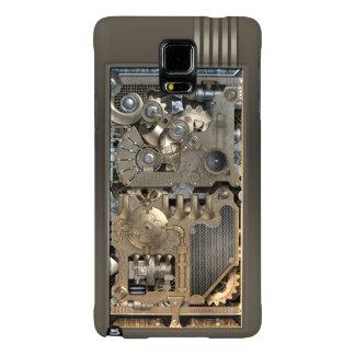 Steampunk Mechanism. Galaxy Note 4 Case