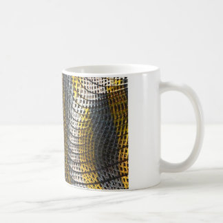 Steampunk Mesh Mug