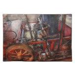 Steampunk - mi dispositivo del transporte manteles