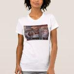 Steampunk - mi máquina nueva y mejorada camisetas