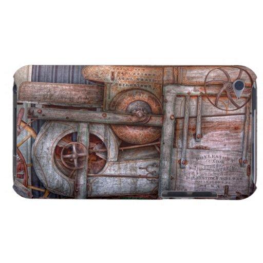 Steampunk - mi máquina nueva y mejorada Case-Mate iPod touch funda