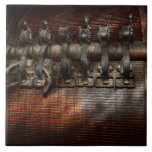 Steampunk - motorizado teja