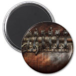 Steampunk - Motorized Magnets