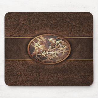 steampunk mouse pad