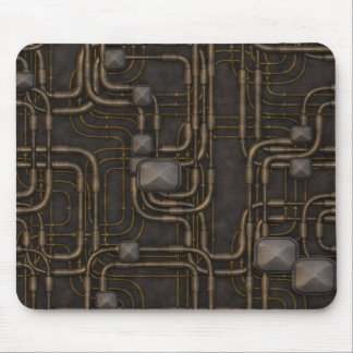 Steampunk Mousepad Alfombrillas De Raton