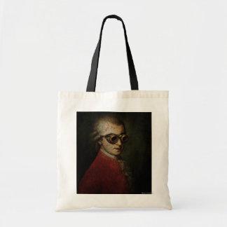 Steampunk Mozart Tote Bag
