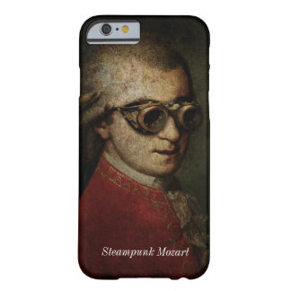 Steampunk Mozart Barely There iPhone 6 Case