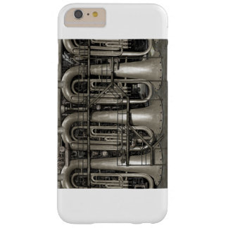 Steampunk Music Factory Barely There iPhone 6 Plus Case