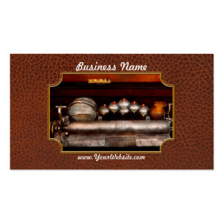 Steampunk - Music - Play me a tune Business Card