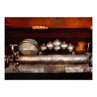 Steampunk - música - juegúeme un tono invitación