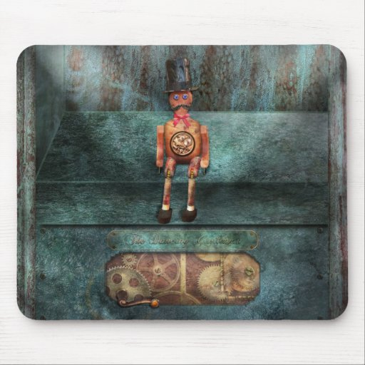 Steampunk - My favorite toy Mousepads