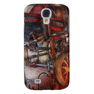 Steampunk - My transportation device Galaxy S4 Cases