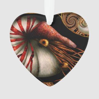 Steampunk - nautilus - salida de su cáscara