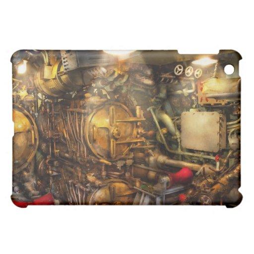 Steampunk - naval - el cuarto del torpedo