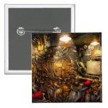 Steampunk - naval - el cuarto del torpedo pin