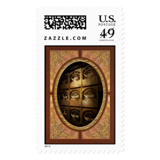 Steampunk - Naval - Electric - Power Grid Stamps