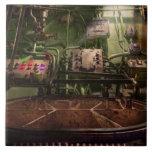 Steampunk - naval - esto es donde hago mi trabajo tejas