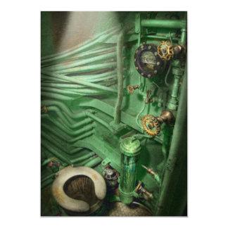 Steampunk - Naval - Plumbing - The head Card