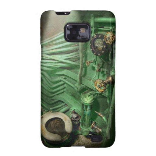 Steampunk - Naval - Plumbing - The head Samsung Galaxy S Cover