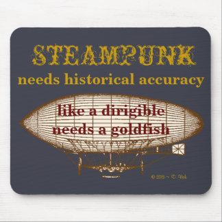 Steampunk Needs Mousepad