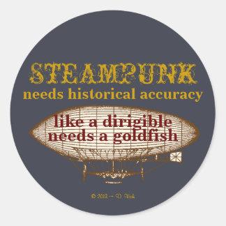 Steampunk Needs Sticker