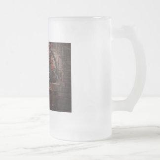 Steampunk - ningunos 10 taza de cristal