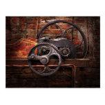 Steampunk - No 10 Post Card