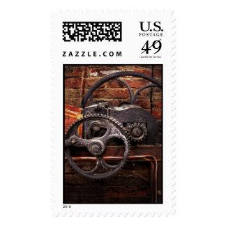 Steampunk - No 10 Postage