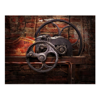 Steampunk - No 10 Postcard