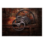 Steampunk - No 10 Posters
