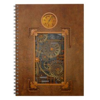 Steampunk Note Book