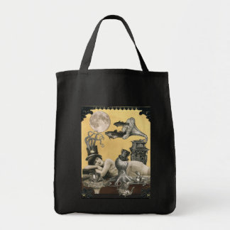 Steampunk Octopus Bag