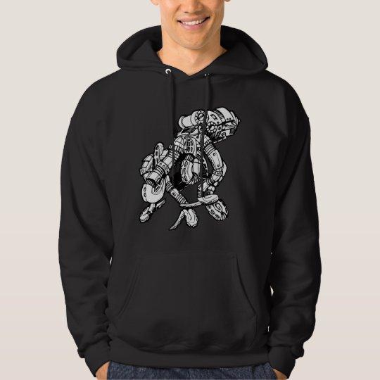 Steampunk Octopus Hoodie