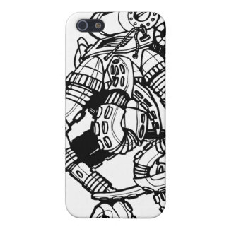 Steampunk Octopus iPhone 5 Cases