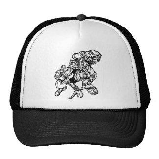 Steampunk Octopus Trucker Hats