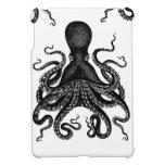 Steampunk Octopus Victorian Kraken ipad mini case