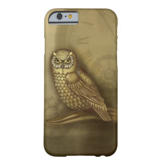 Steampunk Owl iPhone 6 case