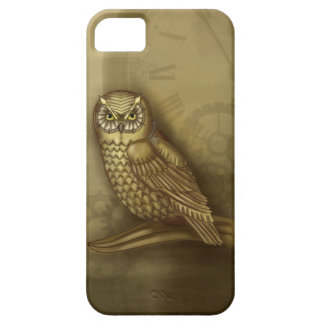 Steampunk Owl iPhone Case iPhone 5 Covers