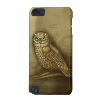 Steampunk Owl iTouch Case iPod Touch 5G Cases